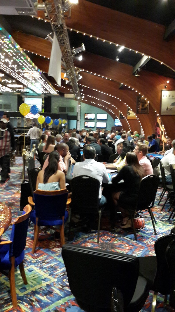 Rotary Event at Hollywood Casino Sint Maarten