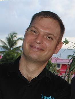 Marco Ferrante Restaurant Manager at Isola Italian Restaurant in Sint Maarten